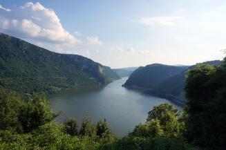 Donau River