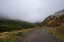 "The ""good"" road to Uschguli"