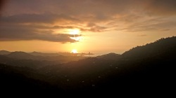 Batumi at Sunset