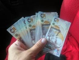 5 GEL = 1,75€
